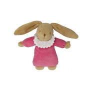 Trousselier Soft Bunny with Music (Fuchsia)