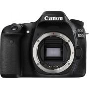 Canon EOS 80D BODY Fotocamera Reflex Digitale da 24.2 Megapixel, Nero/Antracite [Importato]