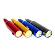 Lámpa COB Led golyó formájú Police Aluminium Elemlámpa - BL-C714