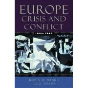 Europe 1890-1945 by R. J. Q. Adams