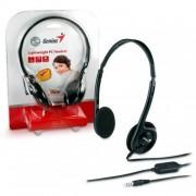 Genius HS-M200C Lightweight Headset with Mic (Single Jack)