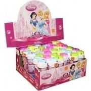 Lot De 36 Flacon Bulle Princesse Bulles De Savon Princesse Disney
