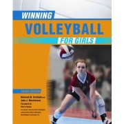 Winning Volleyball for Girls by Deborah W. Crisfield
