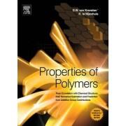 Properties of Polymers by D. W. van Krevelen