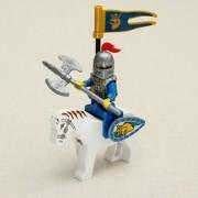 Enlighten Lion King Knight Castle Royal Knight Building Blocks Toy NO.1009