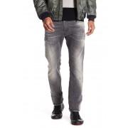 Diesel Thavar Slim Skinny Jeans BLACK-DENIM