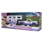 Breyer Purple Horse Crazy Truck & Trailer - 5369