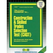 Construction & Skills Trades Selection Test (Cast) by National Learning Corporation