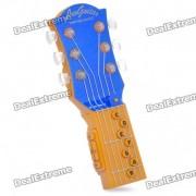 10-Music haz de infrarrojos Air Guitar - Color aleatorio (3 x AAA)