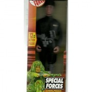 Special Forces Strike Force in Black