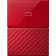 HDD extern WD My Passport Ultra NEW, 2TB, 2.5, USB 3.0, red