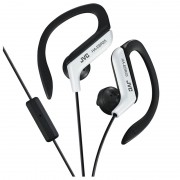Auriculares Desportivos Estéreo JVC HA-EBR25 - Branco