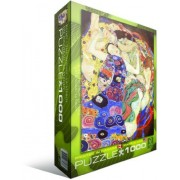 The Virgin (Die Jungfrau), 1913 Gustav Klimt Jigsaw Puzzle, 1000 pieces Eurographics by Eurographics