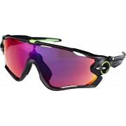 Oakley Jawbreaker Cavendish prizm road/polished black 2017 Brillen