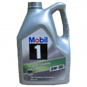 Mobil 1 FUEL ECONOMY 0W-30 5 Litre Can