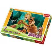 Scooby-Doo puzzle-160db