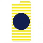 bkb iPhone 4S Case, Yellow Stripe