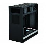 Boitier PC Tour moyenne Silverstone SST-FT05B-W Fortress - Window noir