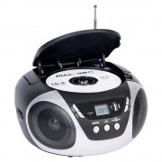 CD PLAYER RÁDIO PORTATIL DAZZ MP3 AM/FM USB