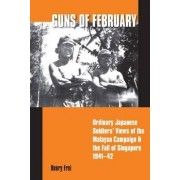 Guns of February by Henry P. Frei