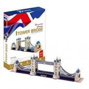 Cubic Fun MC066H - 3D Puzzle Tower Bridge Londra U.K.