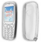 Housse Etui Coque Gel Fine Pour Nokia 3310 (2017) + Film Ecran - Transparent Tpu