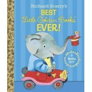 Richard Scarry's Best Little Golden Books Ever!: 9 Books in 1 by Patsy Scarry