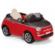 Auto za decu na akumulator crveno/siva Fiat 500 PerPerego