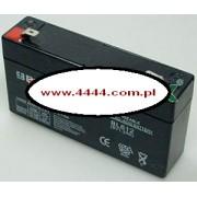 Akumulator BL612 1.2Ah Pb 6.0V