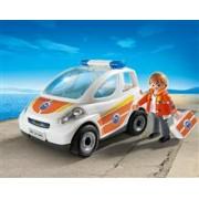 Vehiculul De Urgenta A Salvamarului