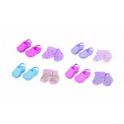 Zapf Creation 902738 - Chou Chou casuales zapatos y calcetines