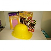 Tonka Pop-Out w 2 Hang Ups 3 Washable Markers & 25 Stickers-Palmer Milk Chocolate Flavor Tuff Trucks Dump Truck-Thin Y