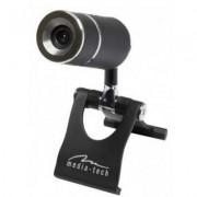 Camera web Mediatech Watcher 0.3 MP USB 2.0 Black