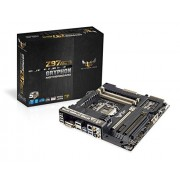 Asus 90MB0JC0-M0EAY0 Gryphon Z97 Armor Edition Scheda Madre, Nero