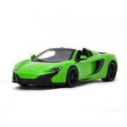 McLaren 650S Spider Green 1 24 Motormax 79326