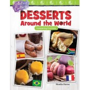 Art and Culture: Desserts Around the World: Comparing Fractions (Grade 3)