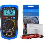 HOLDPEAK 4070L Digitális ellenállás kapacitás induktivitás mérés tranzisztor hFE teszt.