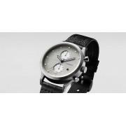 TRIWA Shade Lansen Chrono Watch Black