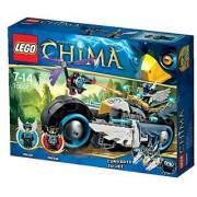 LEGO Chima Twin bike 70007 of LEGO Qi Mahe glow (japan import)