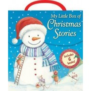 My Little Box of Christmas Stories by Claire Freedman