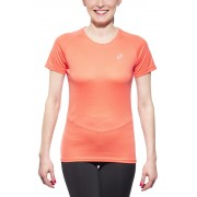 asics Graphic Lite-Show Top Women living coral Running
