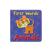 Animal First Words: Book 4