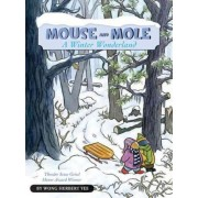 Mouse and Mole, a Winter Wonderland by Wong Herbert Yee