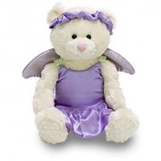 Cuddle Barn 12 Musical Felicity Fairy in Purple Dress and Wings - Plays Fairy Music