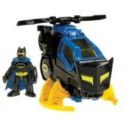 Fisher Price Imaginext DC Super Friends Vehicle Batman Batcopter