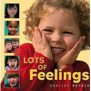Lots of Feelings by Shelley Rotner