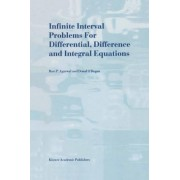 Infinite Interval Problems for Differential, Difference and Integral Equations by Ravi P. Agarwal