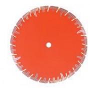 Disc diamantat pentru beton usor armat / granit - Ø 115 NST - GB