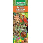 Baton papagali mici, nuci, alune, 115 gr, Belcuore