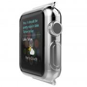Capa de TPU Finíssima Hoco Ultra para Apple Watch - 42mm - Transparente